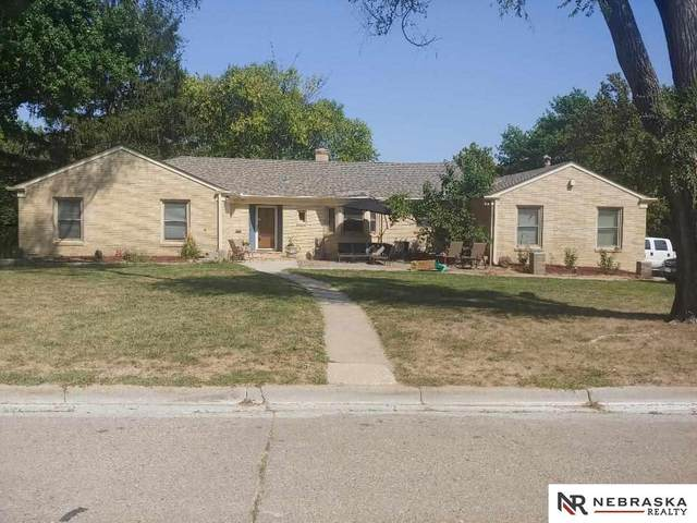 651 N 63 Street, Omaha, NE 68132 (MLS #22021674) :: Omaha Real Estate Group