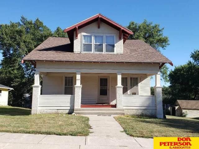 417 W Broadway, Coleridge, NE 68727 (MLS #22021774) :: Catalyst Real Estate Group