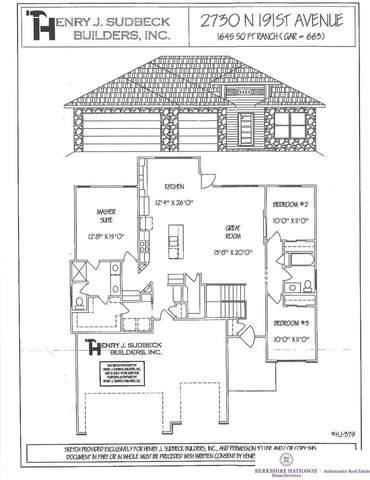 2730 N 191 Avenue, Elkhorn, NE 68022 (MLS #22021951) :: The Homefront Team at Nebraska Realty
