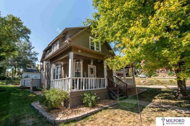 142 N 36 Street, Omaha, NE 68131 (MLS #22022274) :: Catalyst Real Estate Group