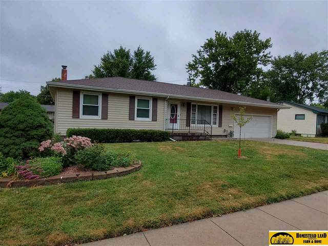 1616 Jefferson Street, Beatrice, NE 68310 (MLS #22022595) :: Dodge County Realty Group