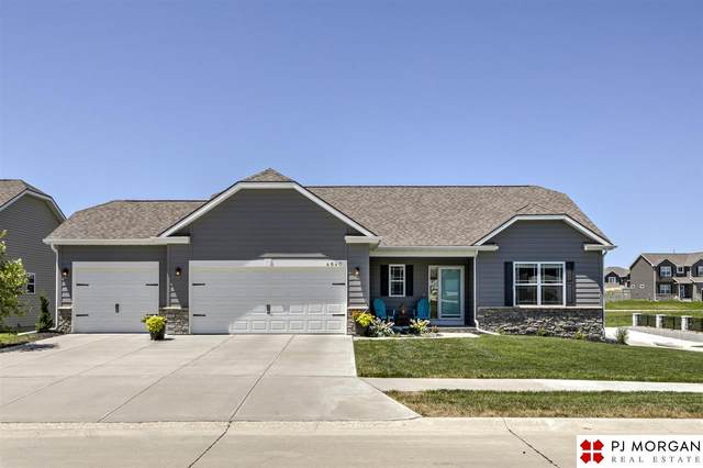 4840 N 208th Avenue, Elkhorn, NE 68022 (MLS #22023308) :: The Homefront Team at Nebraska Realty