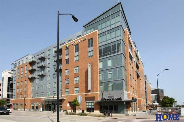 600 Q Street #502, Lincoln, NE 68508 (MLS #22023523) :: Lincoln Select Real Estate Group