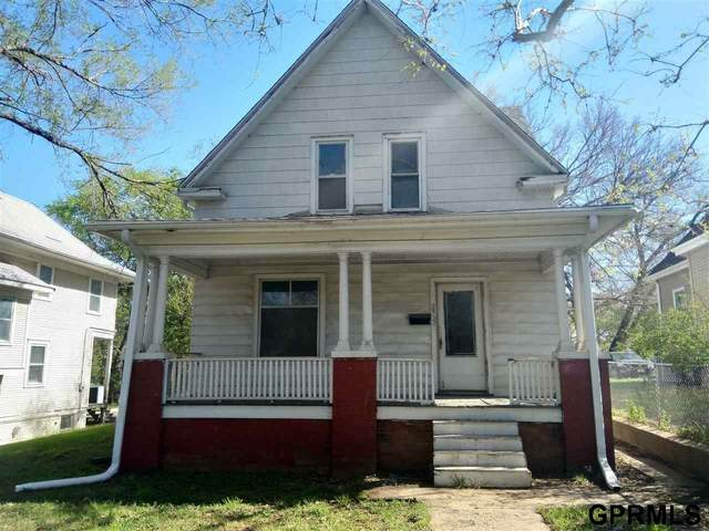 2815 Hamilton Street, Omaha, NE 68131 (MLS #22023615) :: Catalyst Real Estate Group