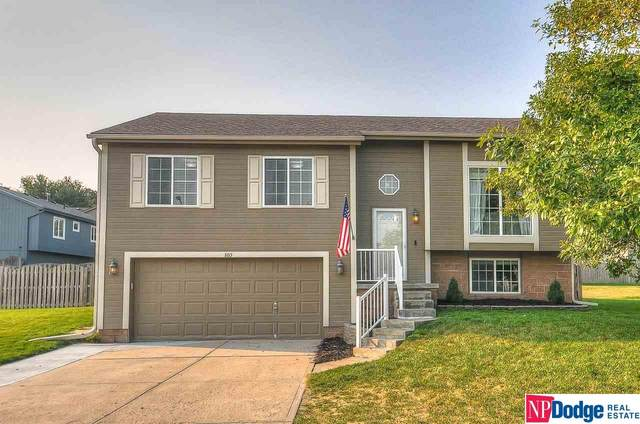 805 Clearwater Drive, Papillion, NE 68046 (MLS #22023685) :: Catalyst Real Estate Group