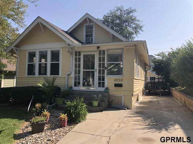 4859 Burt Street, Omaha, NE 68132 (MLS #22023827) :: Cindy Andrew Group