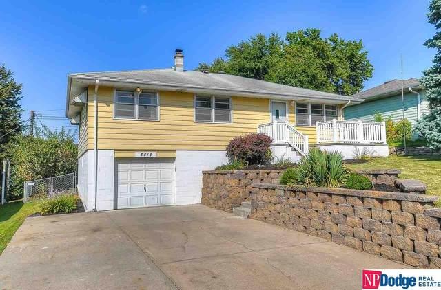 4414 Vinton Street, Omaha, NE 68105 (MLS #22023901) :: Omaha Real Estate Group