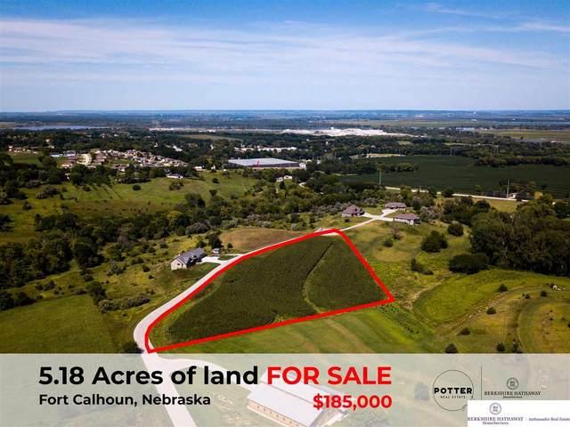 Lot 6 Hidden Acres Estates, Fort Calhoun, NE 68023 (MLS #22024117) :: The Homefront Team at Nebraska Realty