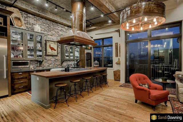 1308 Jackson Street #603, Omaha, NE 68102 (MLS #22024260) :: Stuart & Associates Real Estate Group