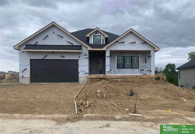 20918 Sandstone Lane, Gretna, NE 68028 (MLS #22024423) :: The Excellence Team