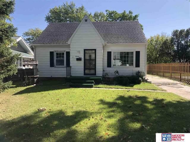 1615 Lincoln Street, Beatrice, NE 68310 (MLS #22024481) :: kwELITE