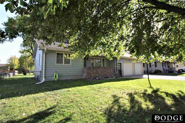 2115 E Military Avenue, Fremont, NE 68025 (MLS #22024495) :: Dodge County Realty Group