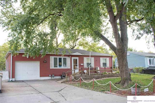 7525 S 22 Street, Bellevue, NE 68147 (MLS #22024564) :: Dodge County Realty Group