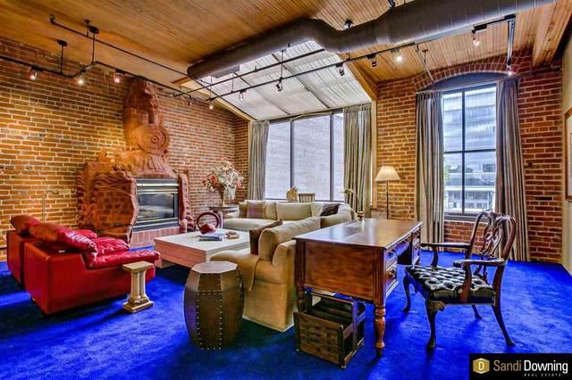 1214 Howard Street #308, Omaha, NE 68102 (MLS #22024746) :: One80 Group/Berkshire Hathaway HomeServices Ambassador Real Estate