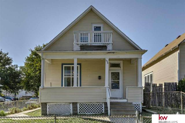 1756 S 9 Street, Omaha, NE 68108 (MLS #22025154) :: The Briley Team