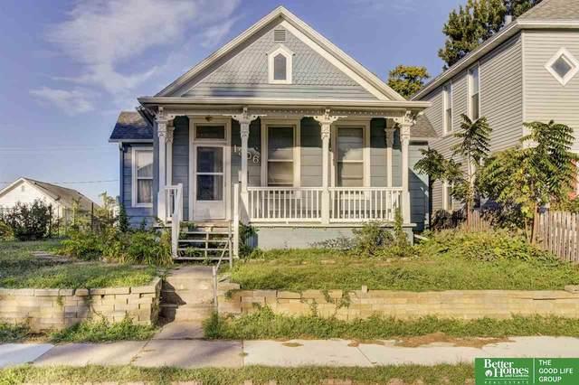 1306 S 11th Street, Omaha, NE 68108 (MLS #22025352) :: Complete Real Estate Group