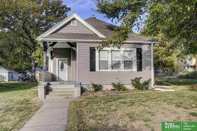 1028 N 33rd Street, Omaha, NE 68131 (MLS #22025796) :: The Homefront Team at Nebraska Realty