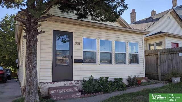 1841 Vinton Street, Omaha, NE 68108 (MLS #22025834) :: Catalyst Real Estate Group