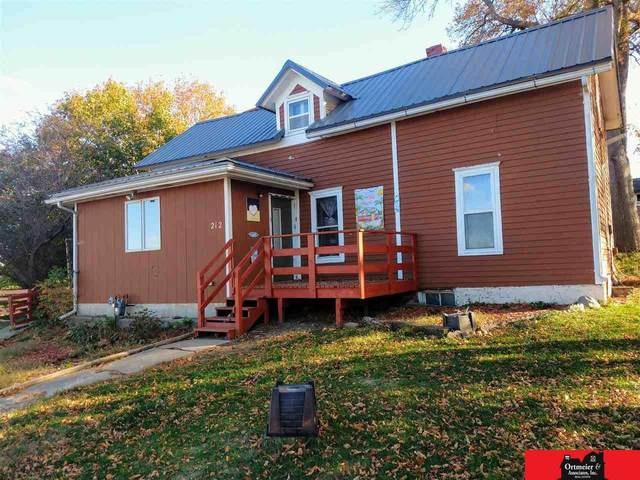 212 E Elm Street, Bancroft, NE 68004 (MLS #22025876) :: Stuart & Associates Real Estate Group