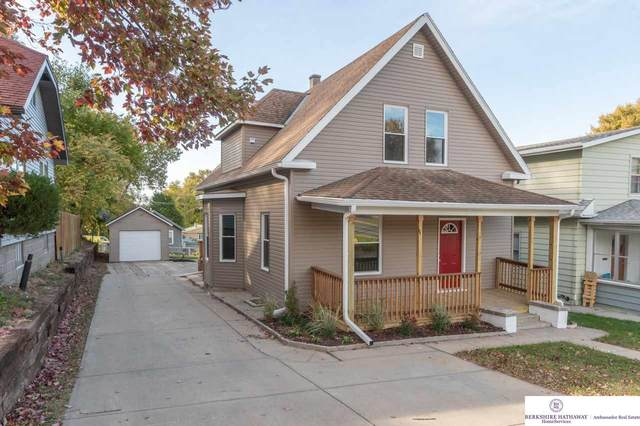 4541 Grant Street, Omaha, NE 68107 (MLS #22026027) :: Catalyst Real Estate Group