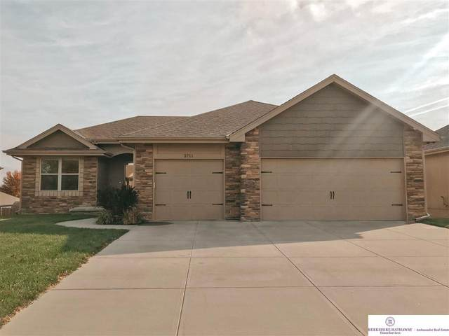 2711 N 191st Street, Omaha, NE 68022 (MLS #22026141) :: One80 Group/Berkshire Hathaway HomeServices Ambassador Real Estate