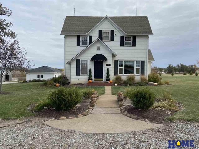 17000 SW 42nd Street, Martell, NE 68404 (MLS #22026382) :: One80 Group/Berkshire Hathaway HomeServices Ambassador Real Estate