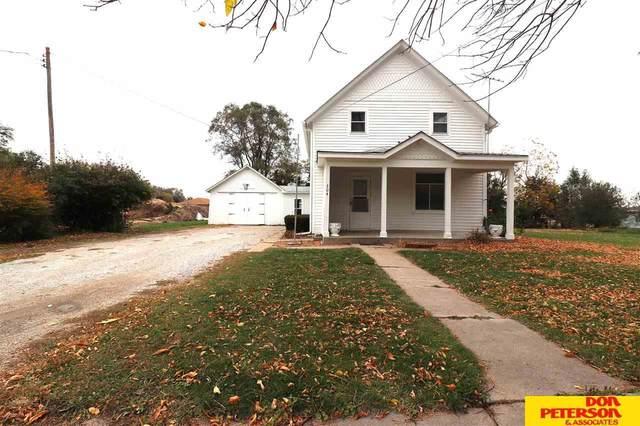 304 E Main Street, Cedar Bluffs, NE 68015 (MLS #22026470) :: Cindy Andrew Group