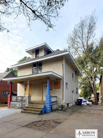 819 S 10 Street, Lincoln, NE 68508 (MLS #22026589) :: Catalyst Real Estate Group