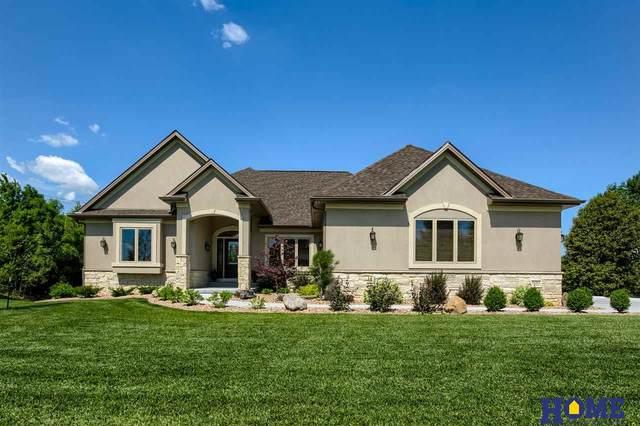 5645 S 96th Place, Lincoln, NE 68526 (MLS #22026630) :: Stuart & Associates Real Estate Group