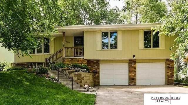 3107 Lynnwood Drive, Bellevue, NE 68126 (MLS #22026777) :: Stuart & Associates Real Estate Group
