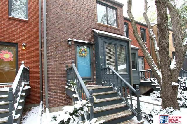 5809 Berkeley Drive #6, Lincoln, NE 68512 (MLS #22026798) :: Stuart & Associates Real Estate Group