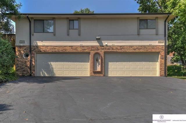 816 N 122 Court 15C-C, Omaha, NE 68154 (MLS #22026809) :: kwELITE