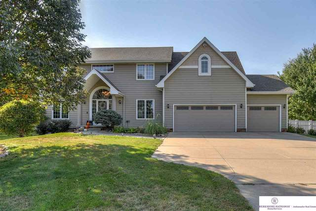 21809 Chancellor Road, Omaha, NE 68022 (MLS #22027136) :: One80 Group/Berkshire Hathaway HomeServices Ambassador Real Estate