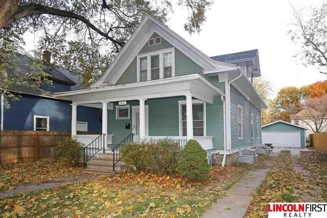 1812 Euclid Avenue, Lincoln, NE 68502 (MLS #22027500) :: kwELITE
