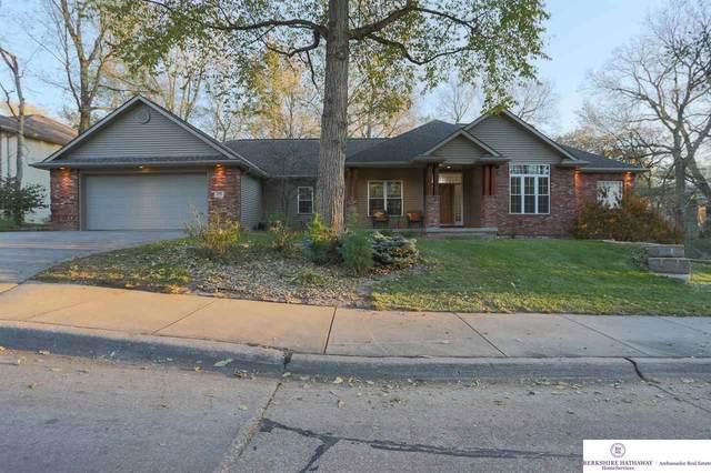 1401 Robinwood Drive, Bellevue, NE 68005 (MLS #22027570) :: The Homefront Team at Nebraska Realty