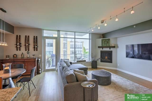 444 Riverfront Plaza #402, Omaha, NE 68102 (MLS #22027651) :: Complete Real Estate Group