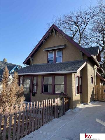 2709 Woolworth Avenue, Omaha, NE 68105 (MLS #22027700) :: Omaha Real Estate Group