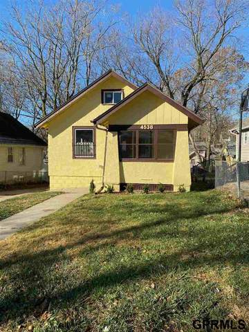 4538 N 41 Street, Omaha, NE 68111 (MLS #22028194) :: Complete Real Estate Group
