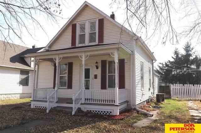 521 E 6th, Fremont, NE 68025 (MLS #22028368) :: Complete Real Estate Group