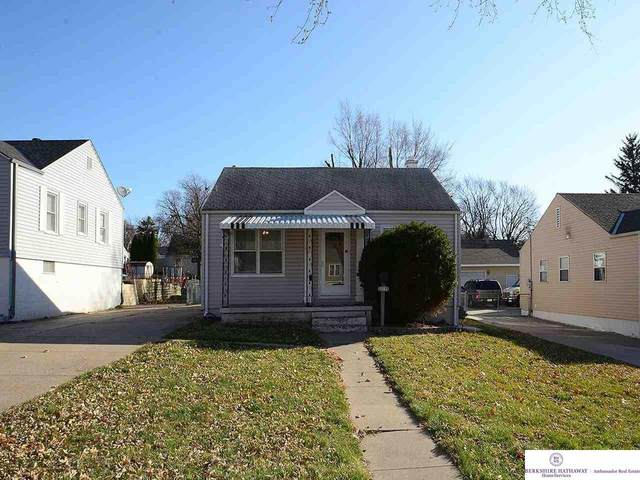 6031 S 41 Avenue, Omaha, NE 68107 (MLS #22028396) :: Omaha Real Estate Group