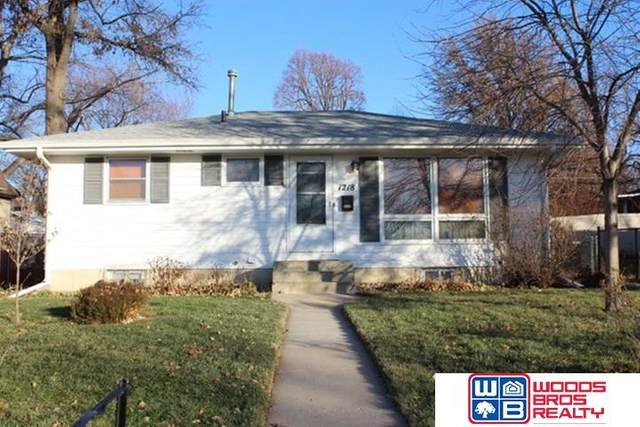 1218 N 66th Street, Lincoln, NE 68505 (MLS #22028433) :: Capital City Realty Group