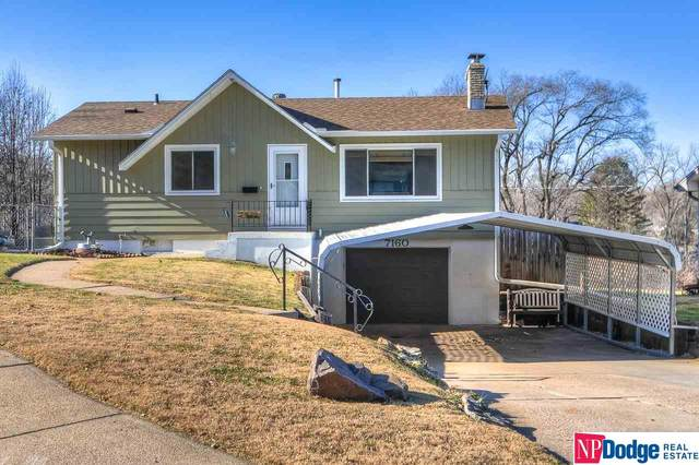 7160 N 36 Avenue Circle, Omaha, NE 68112 (MLS #22028580) :: Omaha Real Estate Group
