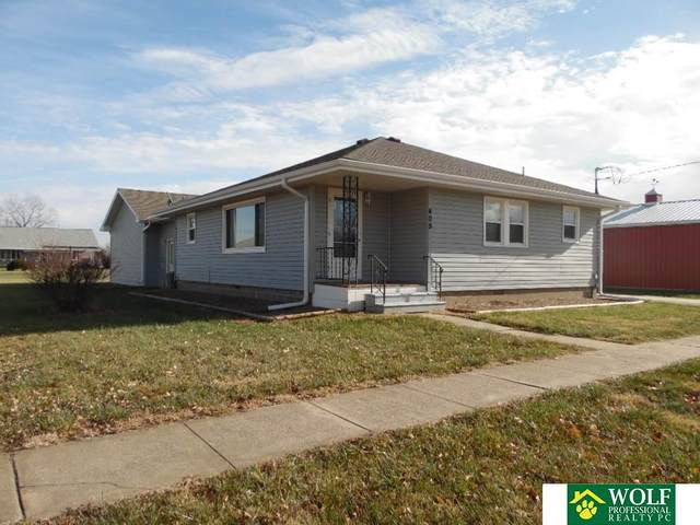 409 Martin Avenue, Beaver Crossing, NE 68313 (MLS #22028717) :: Complete Real Estate Group