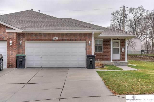 2815 Caldwell Street, Omaha, NE 68131 (MLS #22028887) :: Complete Real Estate Group