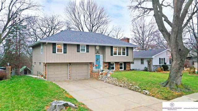 4718 S 150 Street, Omaha, NE 68137 (MLS #22028956) :: Lincoln Select Real Estate Group