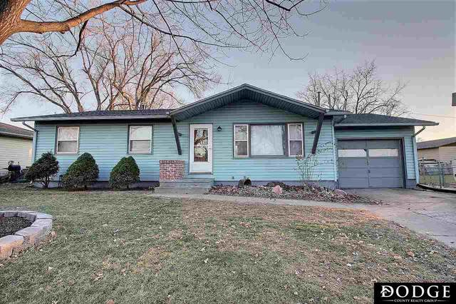 1451 W 11th Street, Fremont, NE 68025 (MLS #22029144) :: Dodge County Realty Group