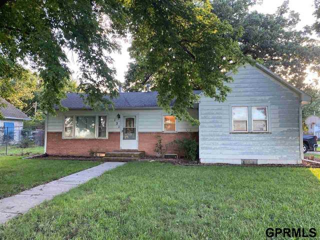 121 N River Avenue Avenue, Exeter, NE 68351 (MLS #22029154) :: Capital City Realty Group
