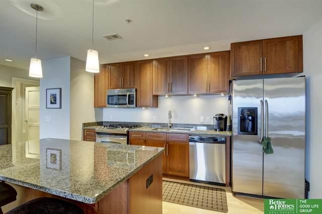 120 S 31st Avenue #5410, Omaha, NE 68131 (MLS #22029199) :: Omaha Real Estate Group