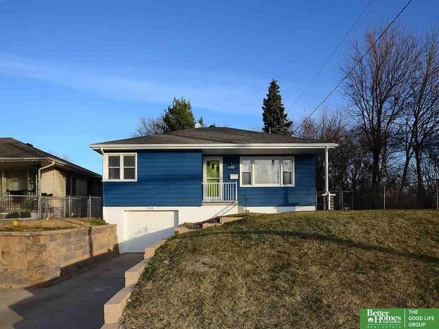 4318 Frederick Street, Omaha, NE 68106 (MLS #22029274) :: Omaha Real Estate Group