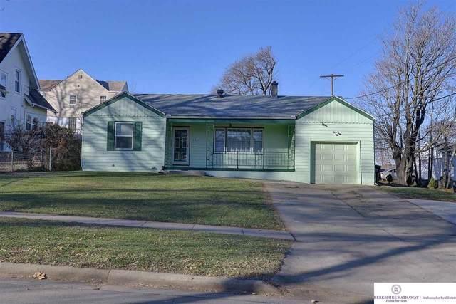 1314 S 48 Street, Omaha, NE 68106 (MLS #22029347) :: Omaha Real Estate Group